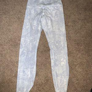 Lululemon floral leggings
